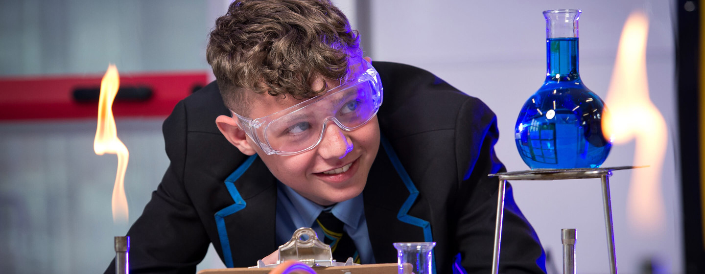 science curriculum at kingswinford academy